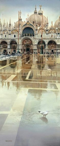Plaza San Marco, Venecia, Italia