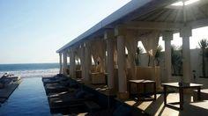 One of nice beach club in seminyak