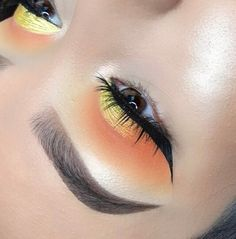 "48 Likes, 9 Comments - @omorfia_deseos on Instagram: ""Sunset look  @morphebrushes '35B palette' @bhcosmetics 'take me to Brazil palette' #makeupjunkie…"""