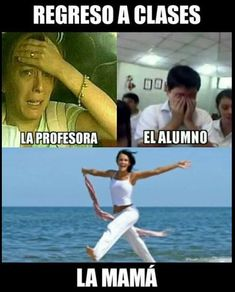 Are you searching for the funniest memes de regreso a clases para mamas right now? Check out the top 24 funny memes de regreso a clases para mamas below. Funny Spanish Memes, Spanish Humor, Funny Jokes, 9gag Funny, Memes Humor, Michaela, Northwestern University, Animal Jokes, Hilarious Animals