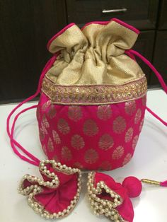 Potli bag by Suritika on Etsy