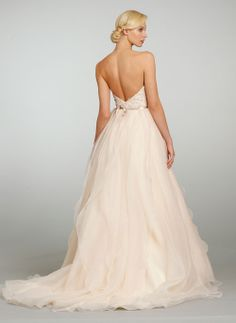 Bridal Gowns, Wedding Dresses by Jim Hjelm - Style jh8319