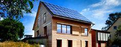 Das Hightech-Holzhaus von Bauherr Erwin Thoma http://wohnenmitklassikern.com/projekte/das-hightech-holzhaus-von-bauherr-erwin-thoma/