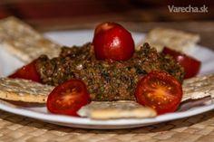 Dip z fazule a zelených listov - Recept Palak Paneer, Dips, Beef, Ethnic Recipes, Food, Meat, Sauces, Essen, Dip