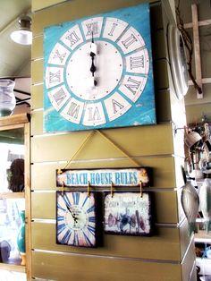 Τα καλύτερα Καλοκαιρινά ρολόγια και πίνακες τώρα στα Seasons Stores!