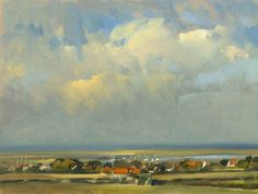 Paul Rafferty - Clouds Over Brancaster