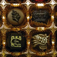 Luxury Chocolate