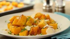 Simple Roasted Butternut Squash Allrecipes.com