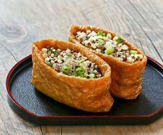 Quinoa Filled Tofu Pockets - Roti n Rice