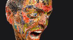 Mostre: La scultura in mosaico dalle origini a oggi, MAR-Ravenna, visit italiameravigliosa.org (nella foto: Mirko Basaldella, Furore)
