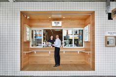 Bar Design Awards, Interior Design Awards, Cafe Shop Design, Kiosk Design, Store Design, Cafe Exterior, Cafe Concept, Internal Design, Shop Interiors