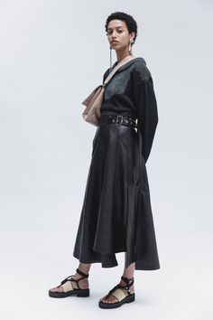 3.1 Phillip Lim Resort 2018 Fashion Show Collection