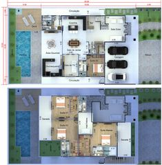 luxo Home Builders Sims 4 House Plans, Pool House Plans, House Layout Plans, Family House Plans, Sims House, Modern House Plans, House Layouts, Small Floor Plans, Small House Plans