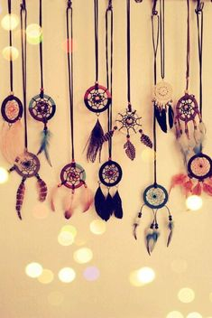Mini-Dream Catcher Collection http://www.etsy.com/listing/160349632/etsy-web-design-and-blog?ref=shop_home_active