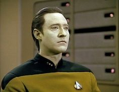 "Which ""Star Trek: The Next Generation"" Character Are You. YESSSSSS I GOT DATA!!"