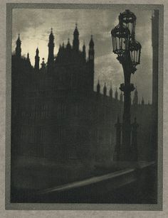 From Westminster Bridge Coburn, Alvin Langdon, b.1882-1966 London, 1910 17.1 x 22.6 cm Photogravure
