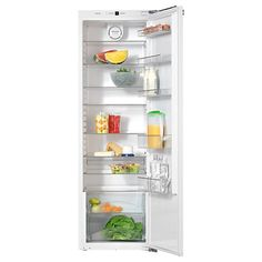 Buy Miele K37222 iD Tall Integrated Larder Fridge, A++ Energy Rating, 56-56.8cm Wide Online at johnlewis.com