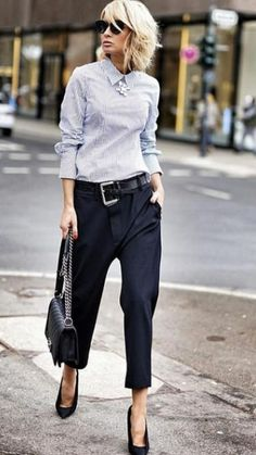 Great Fashion Street Style ღ Awesome fashion clothes for stylish women from Zefinka. Great Fashion Street Style ღ Awesome fashion clothes for stylish women from Zefinka. Business Outfit Frau, Business Outfits, Business Casual, Fashion Mode, Work Fashion, Womens Fashion, Style Fashion, Fashion 2018, Trendy Fashion
