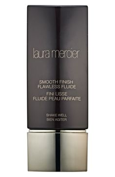 Laura Mercier 'Smooth Finish Flawless Fluide' Foundation available at #Nordstrom -- will report back with what color I need!