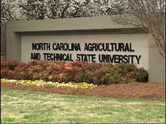 NC Agricultural and Technical State University - Greensboro, North Carolina