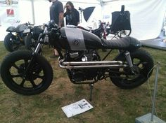 "XS 400 '79 ""Prezydent"" by CEZI motorbike"