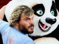 The Panda and I