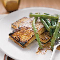 Thai Spiced Tofu Recipe