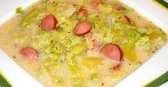 Mennyei Frankfurti leves recept! A virsli a frankfurti leves lényeges összetevője és ha nem is bécsi virslit használunk készítéséhez, mindenképpen jó minőségű virslit vegyünk hozzá. Egyebet nem is érdemes mondani: finom! :)