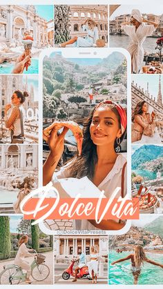 3 Mobile, Best Mobile, Camera Settings, Photography Editing, Amalfi, Lightroom Presets, Rome, Beauty Products, Vsco