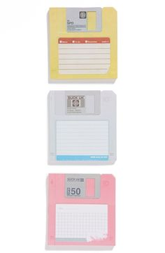 Floppy Disk Sticky Notes  http://rstyle.me/n/d8c7cnyg6