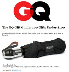 Davek in GQ. Gear to help any guy look sharp & live smart Gq, Gift Guide, Growing Up, Live, Christmas, Yule, Grow Taller, Xmas, Navidad