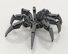 3D Model Robot Spider - 3D Model
