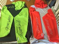 """Got some nice hoodies in from OpenWater.  Great shirts.  Awesome sun protection.   Use my code owmars10 for 10% off.   #openwater  caryisfishing.com  Matthew 4:19 And He said to them, """"Follow Me, and I will make you fishers of men."""""""
