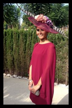Mob Dresses, Gala Dresses, Modern Outfits, Cool Outfits, Wedding Attire, Wedding Dresses, Wedding People, Wedding Guest Looks, Stylish Hats
