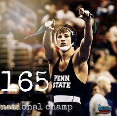 David Taylor 2014 NCAA Wrestling Champion