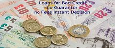 If it comes to loans for bad credit people with no guarantor and no fees on instant decision, the funding ensures easy respite. These loans stabilises the financial condition by offering easy funds at very affordable terms.