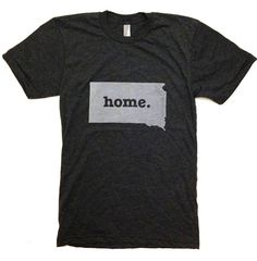 South Dakota Home T-Shirt