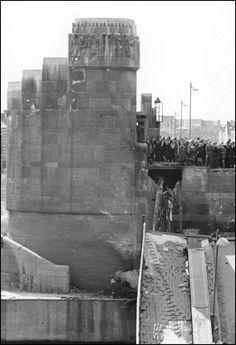 wilhelminabrug in de oorlogsjaren