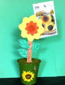 Mothers Day Craft for Kids to make