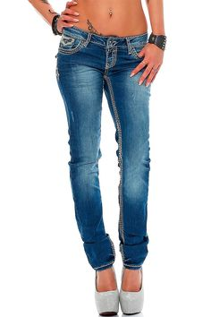 Fashion denim jeans damen