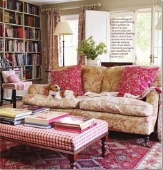 I love this sofa--the style, and the fabric--just not the caster feet that would…