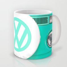 VW Camper Van Mug FOR VW VAN COFFEE SHOP :)