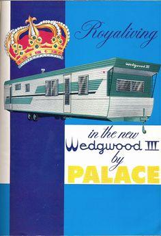 Restoration of Vintage Mobile Homes | 1955 - 1958 Coach & Trailer & Mobile Home Brochures CD!