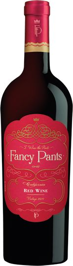 Fancy Pants Red Blend begins with rich color and enticing aromas of raspberry and spice. This medium bodied red wine displays fresh, ripe, jam like fruit qualities. It's silky and soft texture lead to a lush finish. This wine is a great on its own, or as an accompaniment to grilled meats or chicken.