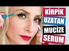 DIY: Kirpik, Kaş ve Saç Uzatan Serum Yapımı | Sebi Bebi - YouTube