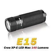 Fenix E15 Cree XP-E LED 140 Lumen Torch