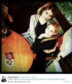 Rose and Jennifer