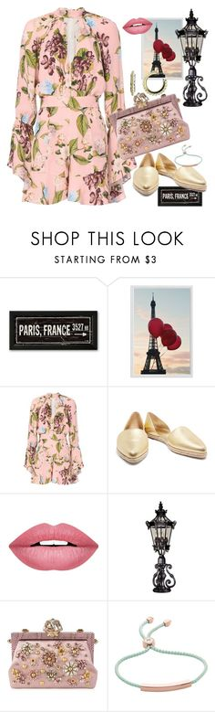 """Metre"" by chelsofly on Polyvore featuring Pottery Barn, Nicholas, Michael Kors, Forever 21, Minka-Lavery, Dolce&Gabbana and Monica Vinader"