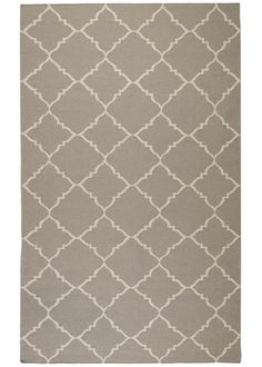 {Classic} Frontier Brindle Hand Woven Wool Rug #rugs #laylagrayce