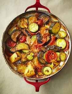 be healthy-page: A delicious Greek vegetable bake
